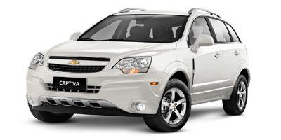 2013 Chevrolet Captiva Sport Fleet Vehicle Photo in Hyde Park, VT 05655