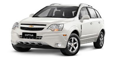 2013 Chevrolet Captiva Sport Fleet Vehicle Photo in Kansas City, MO 64114
