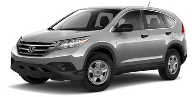 2013 Honda CR-V Vehicle Photo in Manassas, VA 20109