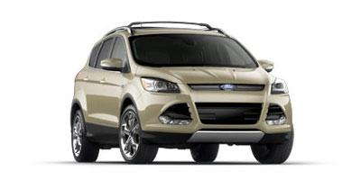 2013 Ford Escape Vehicle Photo in Helena, MT 59601