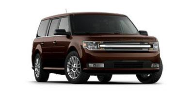 2013 Ford Flex Vehicle Photo in San Leandro, CA 94577
