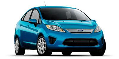 2013 Ford Fiesta Vehicle Photo in Casper, WY 82609