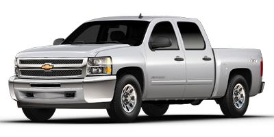 2013 Chevrolet Silverado 1500 Vehicle Photo in Carlisle, PA 17015