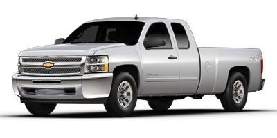2013 Chevrolet Silverado 1500 Vehicle Photo in Bend, OR 97701