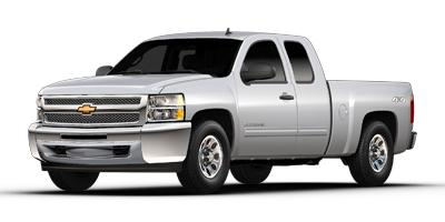 2013 Chevrolet Silverado 1500 Vehicle Photo in Saginaw, MI 48609