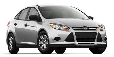 2013 Ford Focus Vehicle Photo in San Antonio, TX 78209