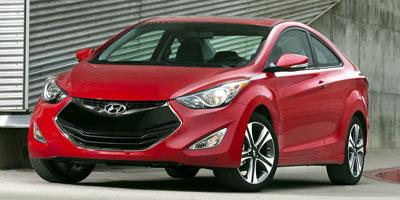 2013 Hyundai Elantra Coupe Vehicle Photo in Bowie, MD 20716