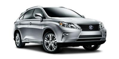 2013 Lexus RX 450h Vehicle Photo in Prescott, AZ 86305