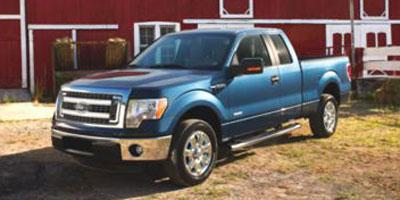 2013 Ford F-150 Vehicle Photo in El Paso, TX 79936