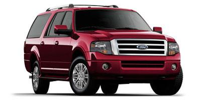 2013 Ford Expedition EL Vehicle Photo in Clinton, MI 49236