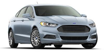 2013 Ford Fusion Vehicle Photo in Warrensville Heights, OH 44128