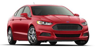 2013 Ford Fusion Vehicle Photo in Mansfield, OH 44906