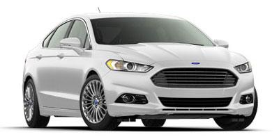2013 Ford Fusion Vehicle Photo in Colorado Springs, CO 80920