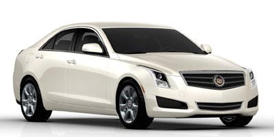 2013 Cadillac ATS Vehicle Photo in Oshkosh, WI 54904