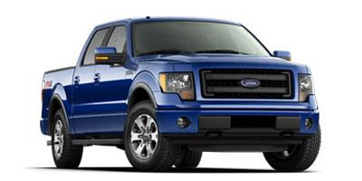 2013 Ford F-150 Vehicle Photo in Janesville, WI 53545