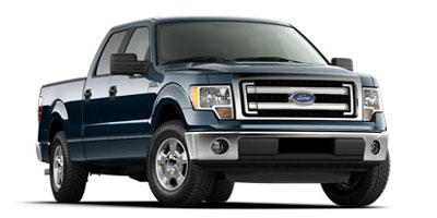 2013 Ford F-150 Vehicle Photo in Jasper, IN 47546