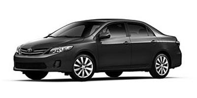 2013 Toyota Corolla Vehicle Photo in Akron, OH 44320