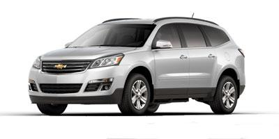 2013 Chevrolet Traverse Vehicle Photo in Norwich, NY 13815