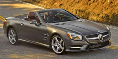 2013 Mercedes-Benz SL-Class Vehicle Photo in Chapel Hill, NC 27514