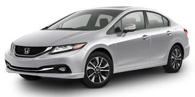 2013 Honda Civic Sedan Vehicle Photo in Houston, TX 77074