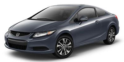 2013 Honda Civic Coupe Vehicle Photo in Joliet, IL 60435