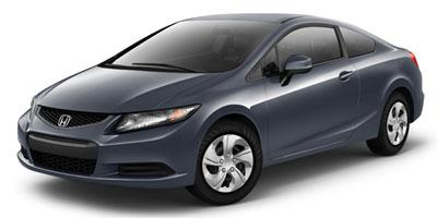 2013 Honda Civic Coupe Vehicle Photo in Van Nuys, CA 91401