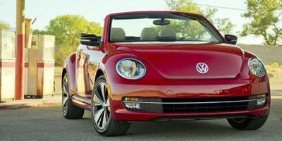 2013 Volkswagen Beetle Convertible Vehicle Photo in Akron, OH 44312