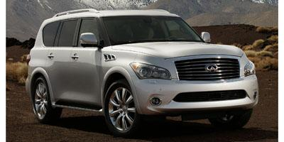 2013 INFINITI QX56 Vehicle Photo in Edinburg, TX 78539