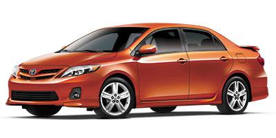 2013 Toyota Corolla Vehicle Photo in Annapolis, MD 21401
