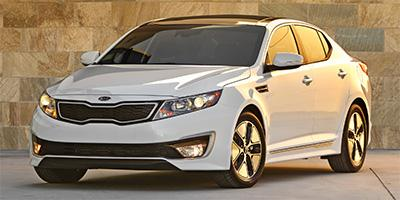 2013 Kia Optima Hybrid Vehicle Photo in Anaheim, CA 92806