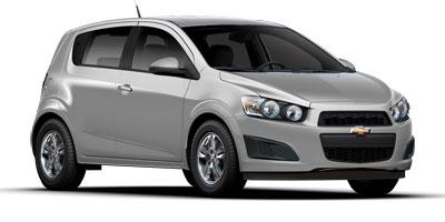 2014 Chevrolet Sonic Vehicle Photo in Newton Falls, OH 44444