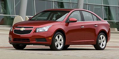 2014 Chevrolet Cruze Vehicle Photo in Redding, CA 96002