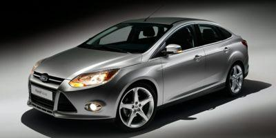 2014 Ford Focus Vehicle Photo in Mission, TX 78572