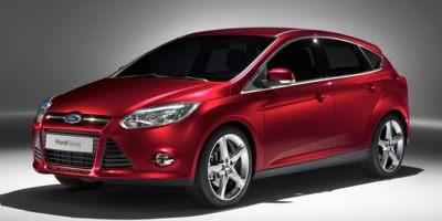 2014 Ford Focus Vehicle Photo in Redding, CA 96002