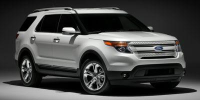 2014 Ford Explorer Vehicle Photo in Danville, KY 40422