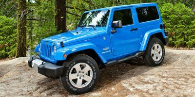 2014 Jeep Wrangler Vehicle Photo in Greeley, CO 80634