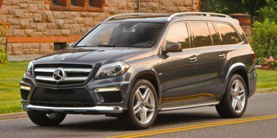 2014 Mercedes-Benz GL-Class Vehicle Photo in Tucson, AZ 85705