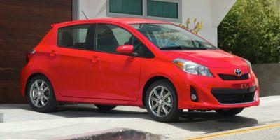 2014 Toyota Yaris Vehicle Photo in Elgin, TX 78621