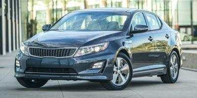 2014 Kia Optima Hybrid Vehicle Photo in Tucson, AZ 85705