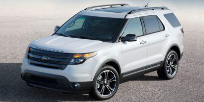 2014 Ford Explorer Vehicle Photo in Ellwood City, PA 16117