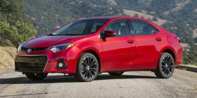 2014 Toyota Corolla Vehicle Photo in Selma, TX 78154
