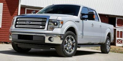 2014 Ford F-150 Vehicle Photo in Redding, CA 96002