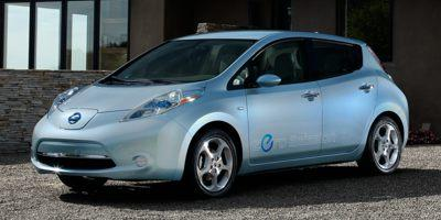 2014 Nissan LEAF Vehicle Photo in Akron, OH 44320