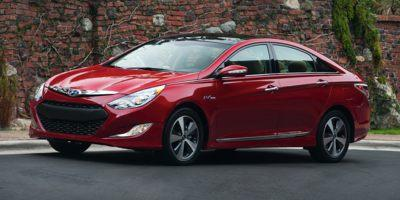 2014 Hyundai Sonata Hybrid Vehicle Photo in Maplewood, MN 55119