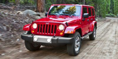 2014 Jeep Wrangler Unlimited Vehicle Photo in Lansing, MI 48911