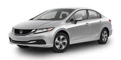 2014 Honda Civic Sedan Vehicle Photo in Columbia, TN 38401