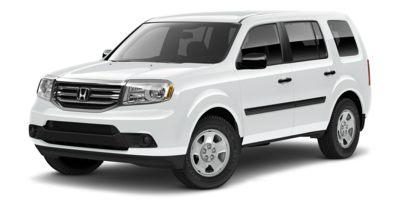 2014 Honda Pilot Vehicle Photo in Edinburg, TX 78542