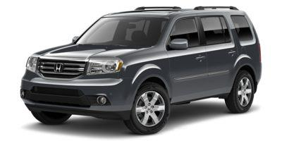 2014 Honda Pilot Vehicle Photo in Manassas, VA 20109