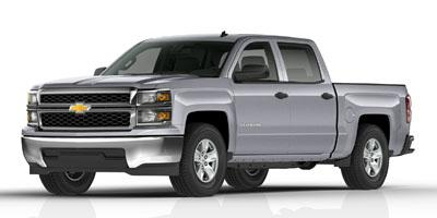 2015 Chevrolet Silverado 1500 Vehicle Photo in Redding, CA 96002