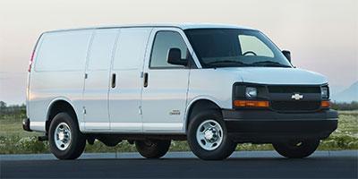 2015 Chevrolet Express Cargo Van Vehicle Photo in Johnston, RI 02919